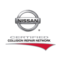 Nissan Collision Repair Network Logo