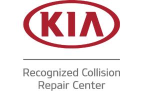 Kia-Recognized Collision Repair Center-